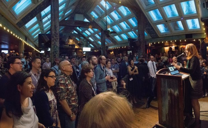 The MCN Ignite session on November 1 at the House of Blues, New Orleans