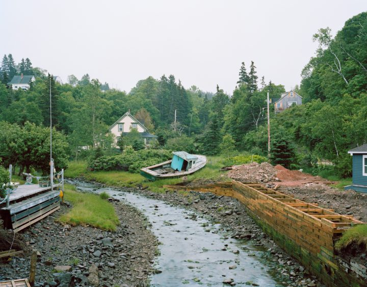 Photograph from Mark Marchesi's Evangeline: A Tale of Modern Acadia (courtesy the artist and Daylight Books)