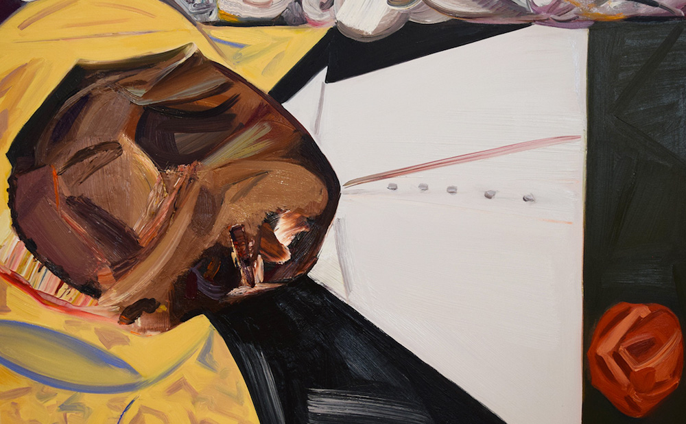 Censorship Not The Painting Must Go On Dana Schutzs