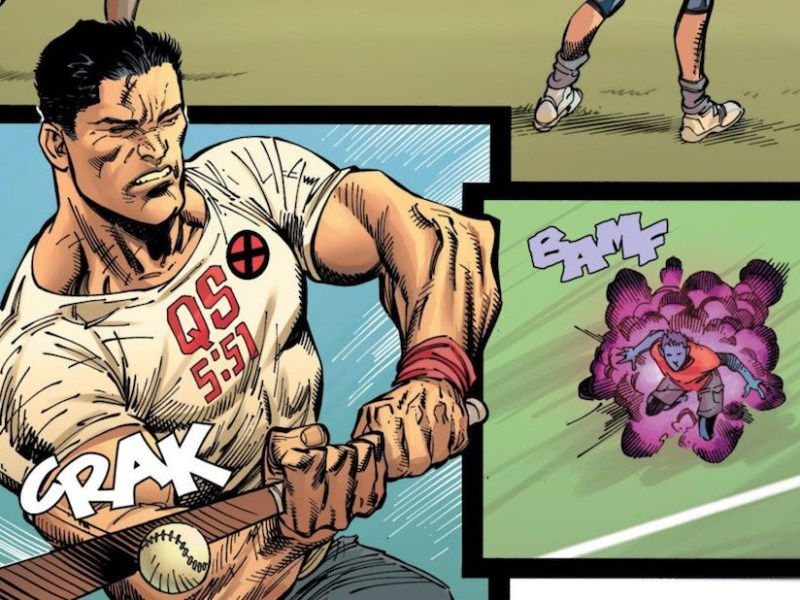 A passage from X-Men Gold #1 by Ardian Syaf (all images courtesy Marvel Comics)
