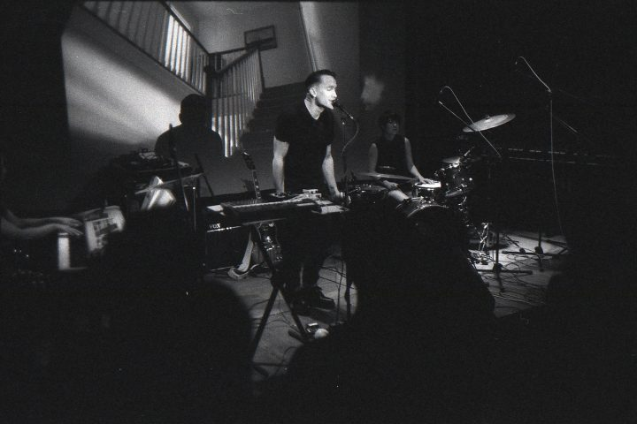 Xiu Xiu performing in 2015 (photo by Jan Dobrý/Flickr)
