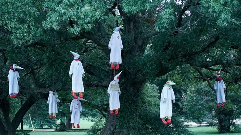 "Indecline, ""Ku Klux Klowns"" (2017)"
