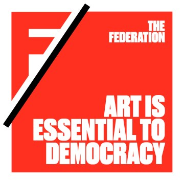(graphic designed by Pentagram, courtesy the Federation)