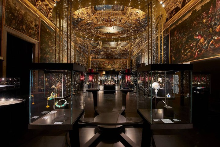 Installation view of TKTK (photo © Fondazione Musei Civici di Venezia )