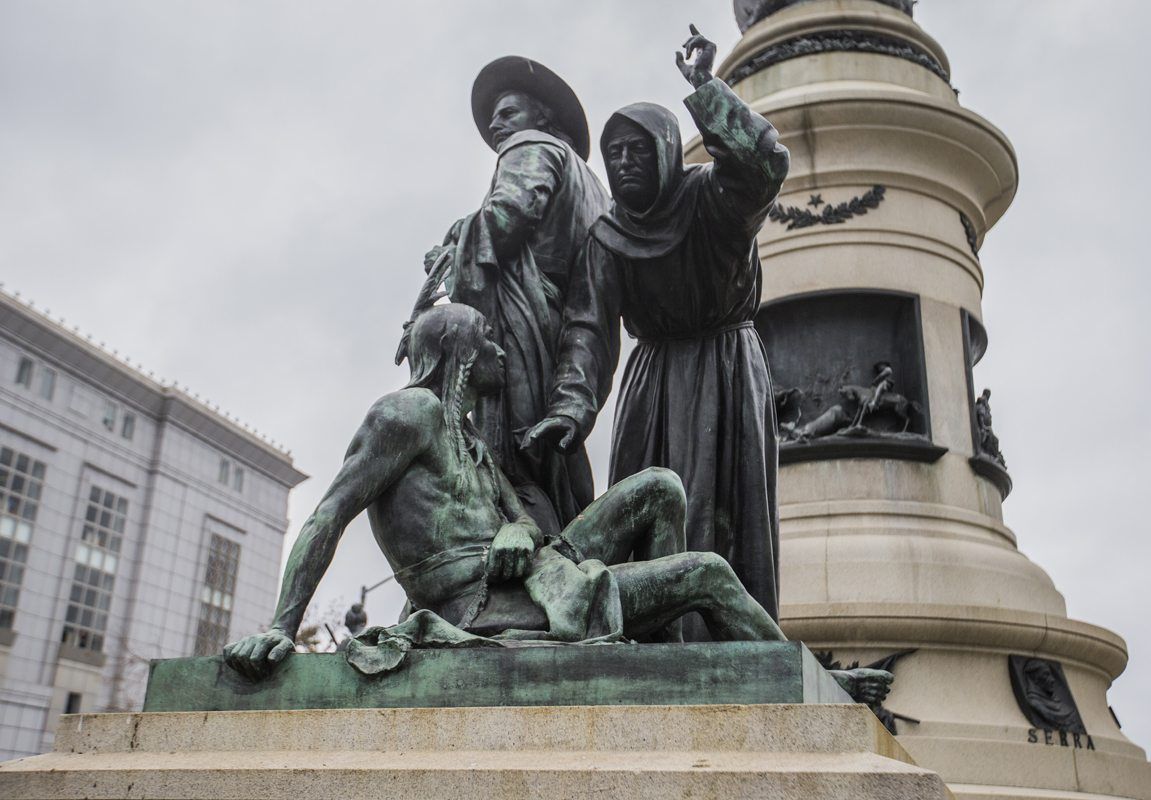 Lawyer Stalls Plan To Remove Statue That San Francisco