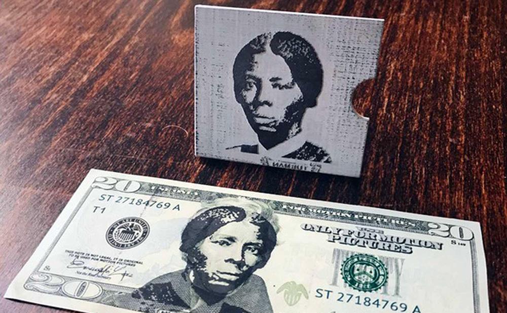 Designer Releases 3d Printed Stamp To Put Harriet Tubman