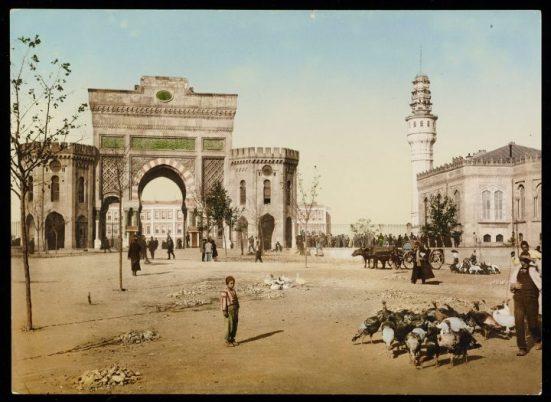Constantinople, between 1888 and 1900