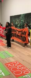 """Decolonize This Place Launches """"Nine Weeks of Art and Action"""" with Protest at Whitney Museum"""