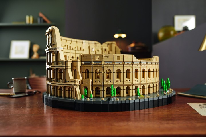 Rome Wasn't Built in a Day: Lego Announces Colosseum Model