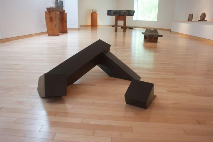 Melania Trump Acquires Noguchi Sculpture for White House Rose Garden
