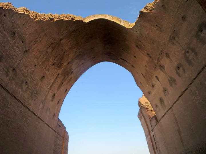 1,500-year-old Archway Partially Collapses in Iraq, Prompting Urgent Calls for Help