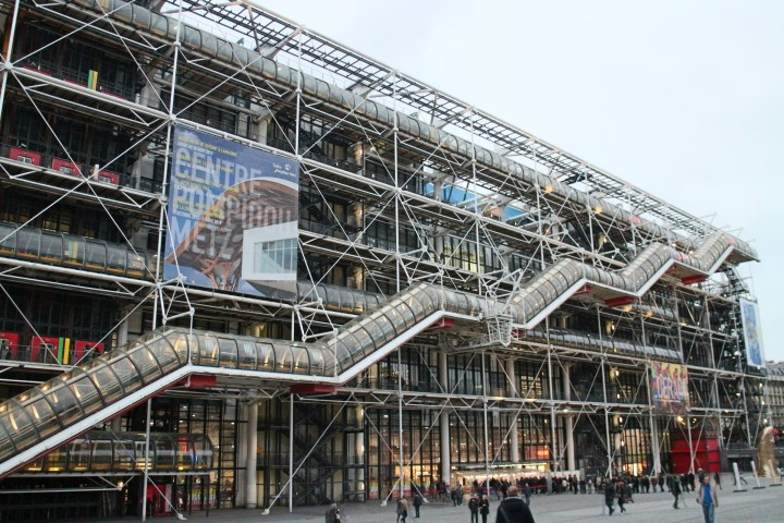 Paris's Centre Pompidou Will Close for Nearly Four Years During Restoration