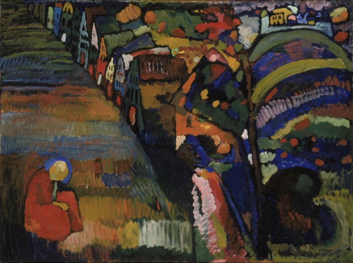 In Surprise Ruling, Kandinsky Painting Will Not Be Returned to Jewish Collector Heirs