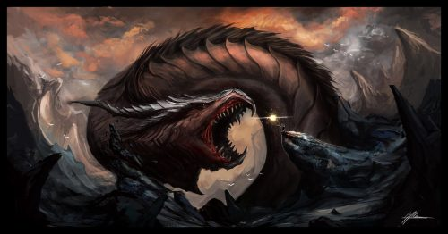 dragon_illustration_by_joaskleineart-d5rkbtm-500x262