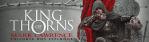 """Recensioni: """"Il re dei fulmini"""" (King of Thorns, 2012) di Mark Lawrence – The Broken Empire #2"""