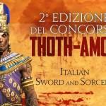Concorso Thoth-Amon – 2° edizione