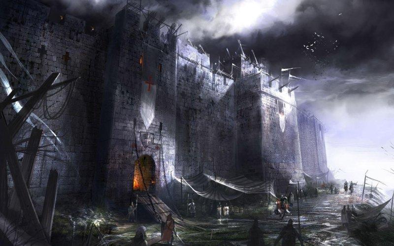 Dopo l'assedio
