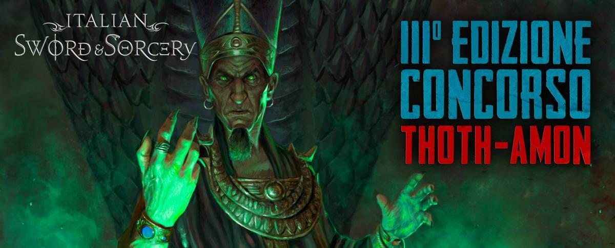 III Edizione del Concorso Thoth-Amon