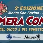 Italian Sword&Sorcery al Chimera Comix!