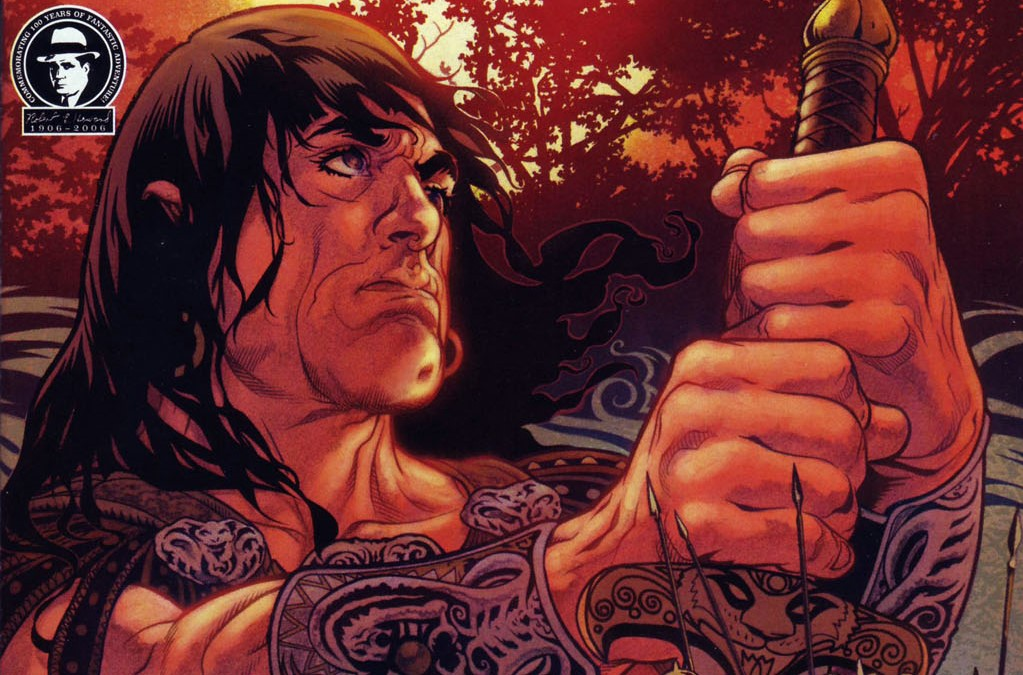 Recensione: Conan 15 - La Lancia e Altre Storie