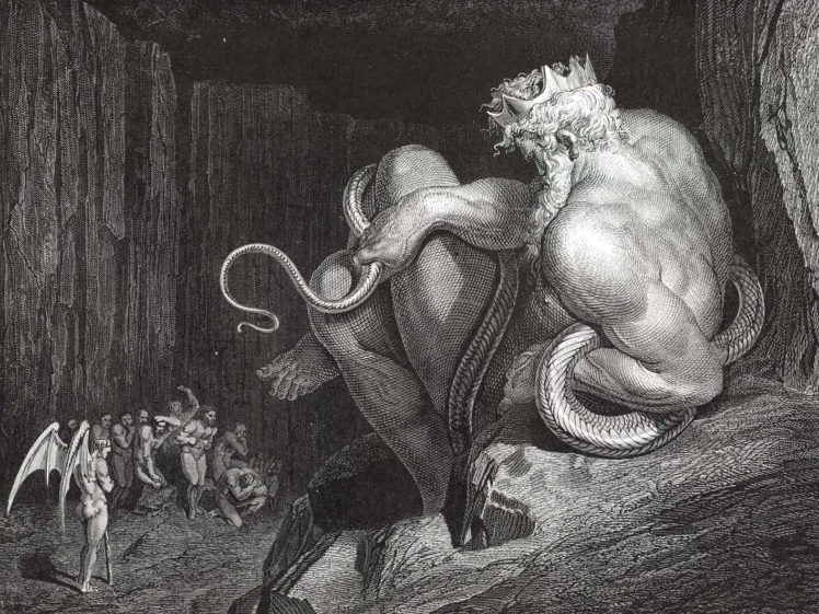 127698-mythology-etching-Gustave_Doré-Dante_Alighieri-Dantes_Inferno-Minos-classic_art-748x561.jpg