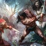 Recensione: Conan 17 – Ombre di Ferro Sulla Luna