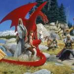 Spada, Stregoneria e Arte – Keith Parkinson