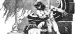 Aforismi eroici – Robert E. Howard, L'ombra che scivola