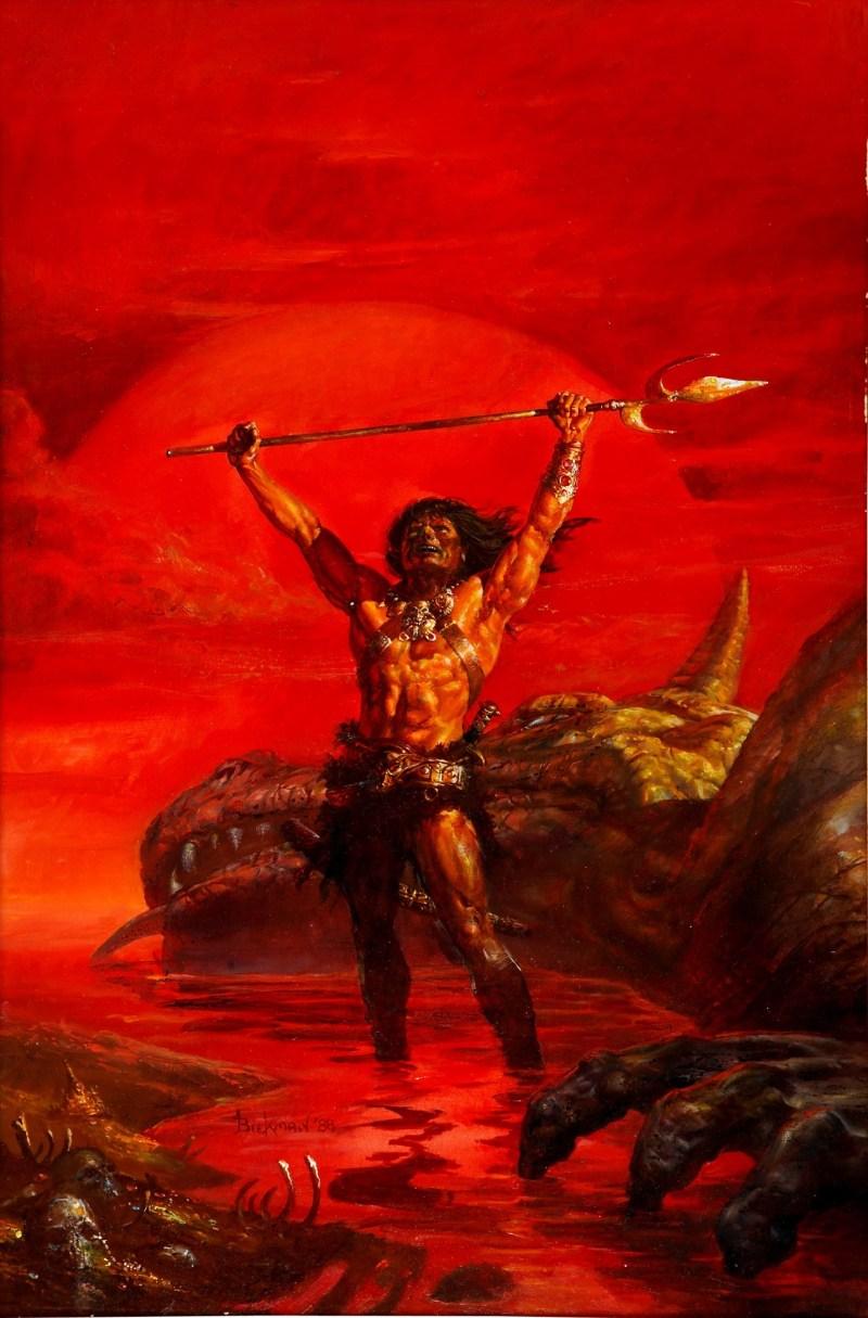 Savage-Sword-of-Conan-149-Doug-Beekman