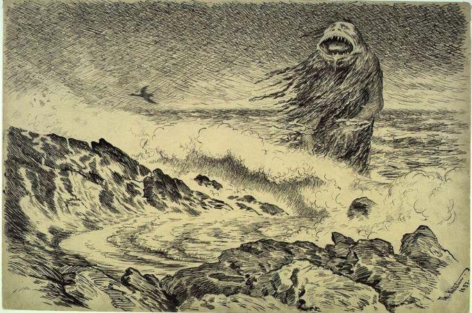Racconti Macabri dei Mari del Nord