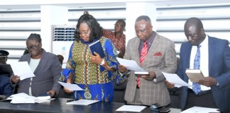 KNUST: Chancellor Inaugurates Three-Member Committee To Investigate October 22 Crisis