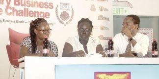 UCC emerged winners of Tertiary Business Sense Challenge