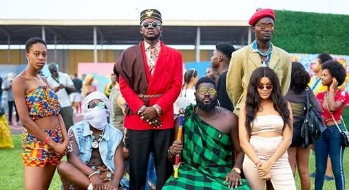 Ghanaian models KvngsOfTheNewSchool feature in BBC documentary