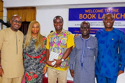 UPSA Vice-Chancellor, others launch book to address sales challenges in Africa