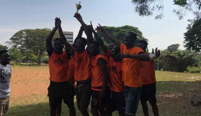 KNUST: Annex Basement Wins Maiden Edition of Eughan Repu Tournament