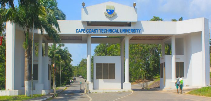 #CoronavirusUpdates: Cape Coast Technical University Suspends All Academic And Social Activities With Immediate Effect.