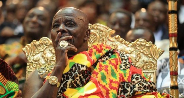 Okyehene donates GHS100,000 to COVID-19 Fund
