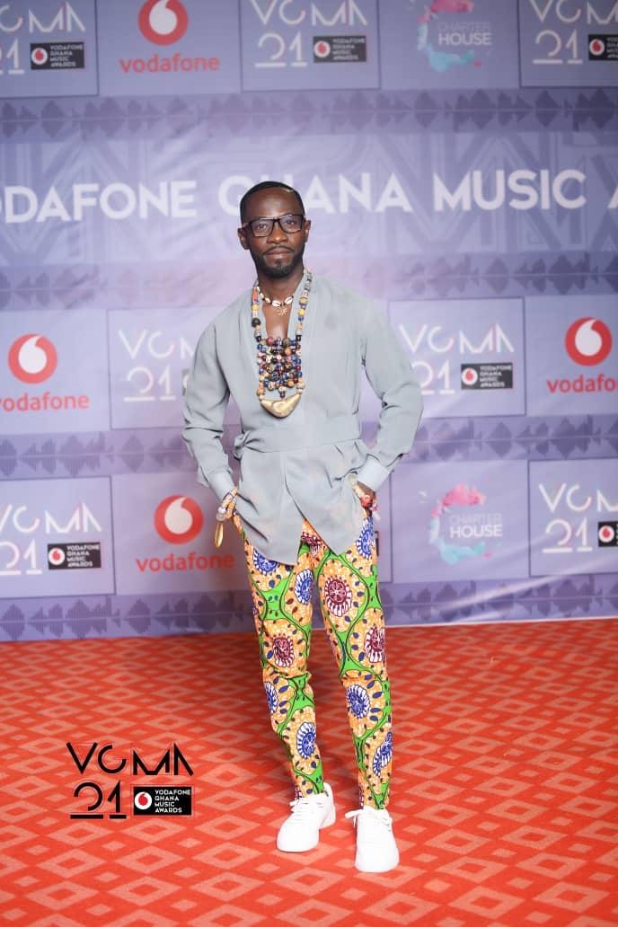 "VGMA21: Okyeame Kwame wins Record of the Year with ""Bolgatanga"" •"