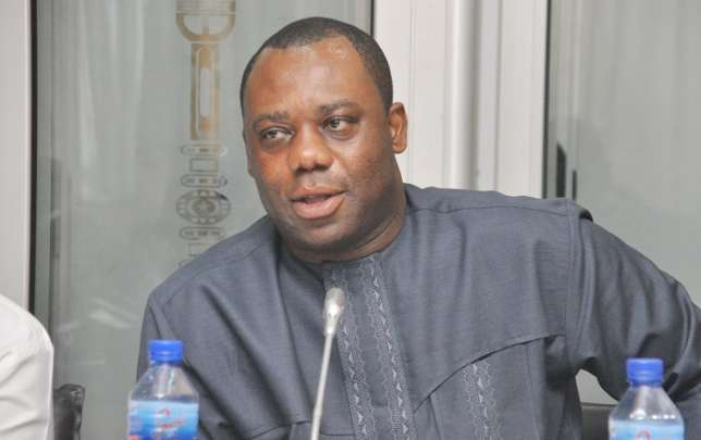 Education Minister, Matthew Opoku Prempeh.