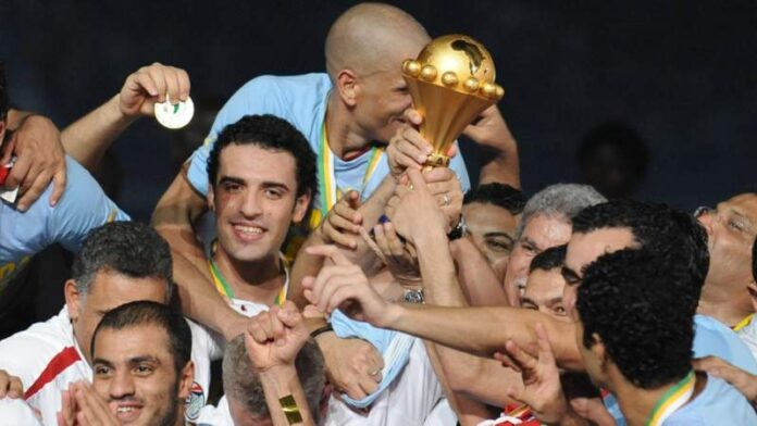 Egypt's Africa Cup of Nations trophy missing