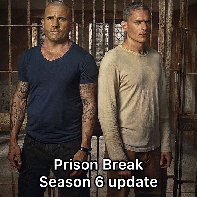 Dominic Purcell of Prison Break says Season 6 is happening