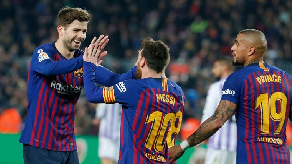 'Messi made me want to quit football!' – Kevin-Prince Boateng