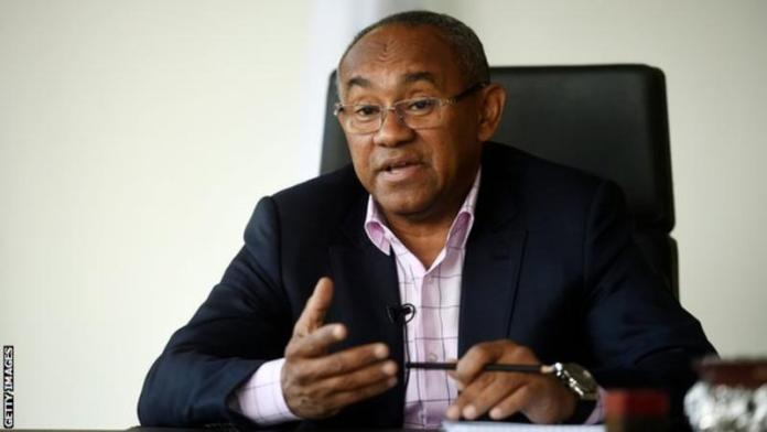 FIFA slaps CAF President Ahmad with five-year ban