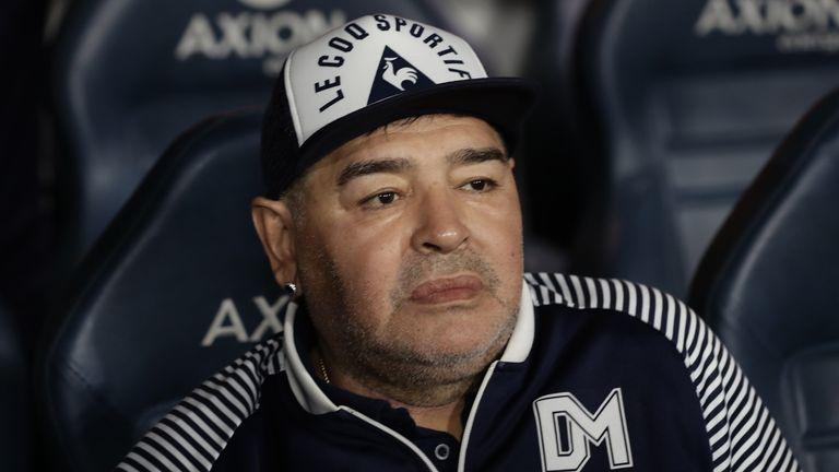 Diego Maradona © Getty Images