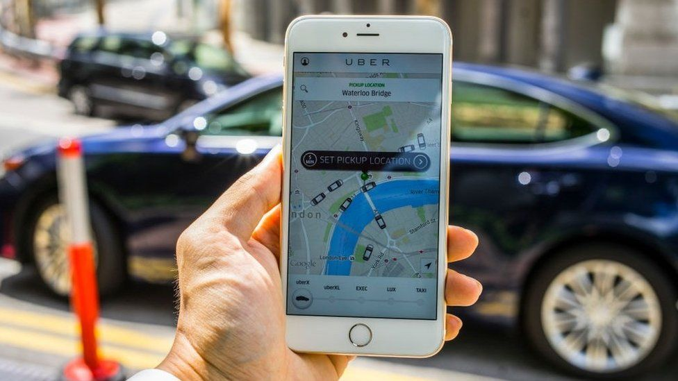 Court rules that Uber drivers are 'workers,' not self-employed