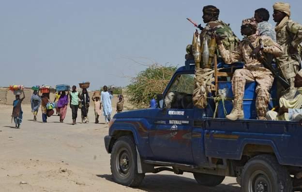Over 7,000 Nigerian refugees flee to Niger