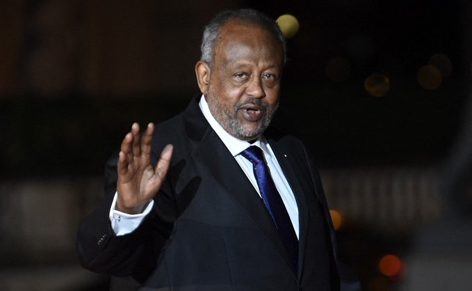 Djibouti: Voting gets underway in presidential election