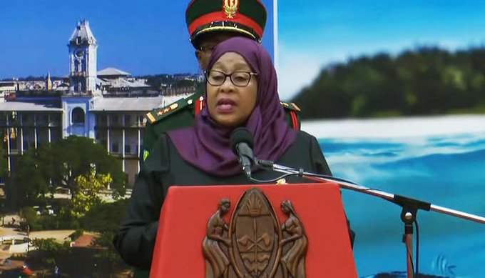 Tanzania's President orders creation of Covid-19 task force