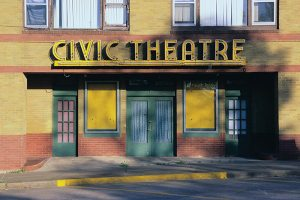 Civic Theater, Osceola, St. Clair County (click to enlarge)