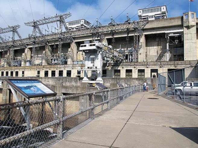Bagnell Dam, planned in the Roaring Twenties and barely finished as the Great Depression set in, was one of the final privately financed major water resource developments.